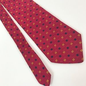 Brooks Brothers Accessories - Brooks Brothers All Silk Red Tie